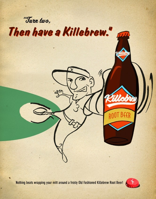 Killebrew Root Beer will be served at the 2015 MLB All Star Game.